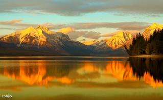 C57A9334 Lake McDonald - Glacier National Park