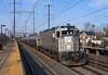 Rescued (Erie Limited) Tags: amtrak northeastcorridor edisonnj station keystone emd gp38h3 gp40tc passenger train railfan railroad