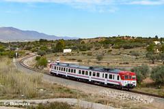 592-502 (ɢ. ʙᴇʀᴇɴɢᴜᴇʀ [ ō-]) Tags: 592 592502 caudielito renfe cercanías railway railroad