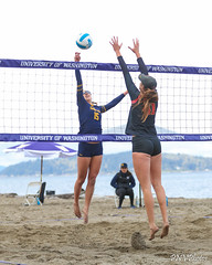 PAC-12 North Invitational 2018-FT4I2345 (Pacific Northwest Volleyball Photography) Tags: beachvolleyball ncaa pac12 pac12bvb alkibeach seattle
