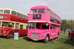 SMK 741F AEC Routemaster - Superdrug (ex-London Transport RML 2741) (Ray's Photo Collection) Tags: routemaster detling pink aec smk741f superdrug transport show countyshowground maidstone kent england uk bus buses coach coaches rally southeast lt londontransport rml 2741