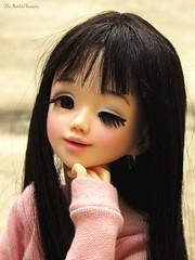 Yasmin ♥ (♥ MarildaHungria ♥) Tags: yasmin unoa lusis sist bjd msd balljointeddoll doll