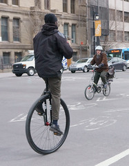 unicycle (jlp771) Tags: street people personne rue bike sony ilce6000 montreal
