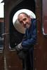 El maquinista (Juan Ig. Llana) Tags: azpeitia gipuzkoa guipúzcoa euskaldi paísvasco españa es museovascodelferrocarril maquinista retrato ferrocarril tren locomotora vapor zb