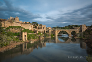 Medieval Reflection - Toledo, Spain