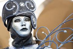 Venice Carnival (Tiziana de Martino) Tags: carnival italy italia italian place discover portrait mask venetian carnevale