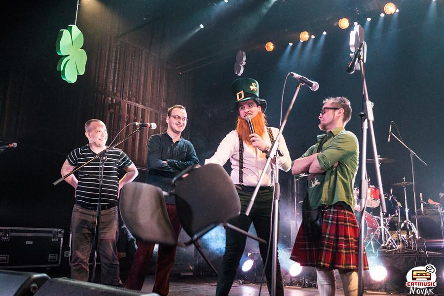 День святого Патрика в Opera Concert Club: отмечаем праздник по-питерски