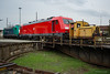 E483 104 DB CARGO ITALIA - ASTI DEPOSITO (Giovanni Grasso 71) Tags: e483 104 db cargo italia asti deposito traxx locomotiva elettrica nikon d610 giovanni grasso