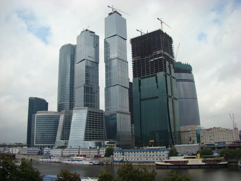 фото: Москва-Сити
