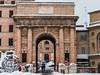PORTA MERCATO (Marco Perrons) Tags: macerata inverno winter winteriscoming snow fiocchi porta mercato