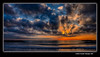 Alba mediterrània 18 (Mediterranian Dawn 18) Cullera, la Ribera Baixa, València, Spain (Rafel Ferrandis) Tags: hdr alba mediterrània núvols cullera estany marina eos5dmkii ef2470mmf28lii cazadoresdeluz