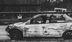 Damage (sidewaysbob) Tags: aldershot bangers cars race raceway racing short sunday track