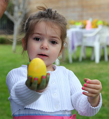 Here, Grandpa! (twm1340) Tags: 2018 easter losangeles ca family early egg hunt