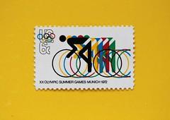 Macro Monday #BackInTheDay (Sarah_ES) Tags: backintheday macromondays stamp number