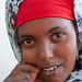 Portrait of a cute somali teenage girl, Woqooyi Galbeed province, Baligubadle, Somaliland