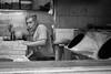 The Baker (michael.mu) Tags: jerusalem theleicameet leica 50mm leicaaposummicronm50mmf2 market streetphotography machaneyehuda monochrome blackandwhite bw portrait