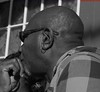 Pensees (Professor Bop) Tags: thethinker blackandwhite monochrome bw person man professorbop drjazz olympuse5