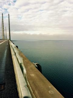 Sweden, Oresund Bridge