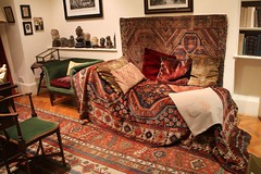 The Freud Museum (richardr) Tags: freudmuseum museum london freud couch interior northlondon england english britain british greatbritain uk unitedkingdom europe european old history heritage historic sigmundfreud