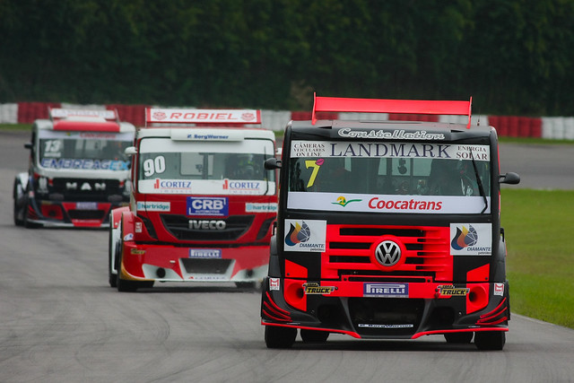 Debora Rodrigues - Foto: Vanderley Soares/Copa Truck