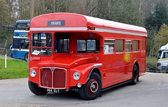 RM1368 368CLT (PD3.) Tags: aec routemaster rm1368 rm 1368 368clt 368 clt surrey museum brooklands lbpt cobham annual bus buses coach spring gathering preserved vintage preservation trust 2018 london transport weybridge
