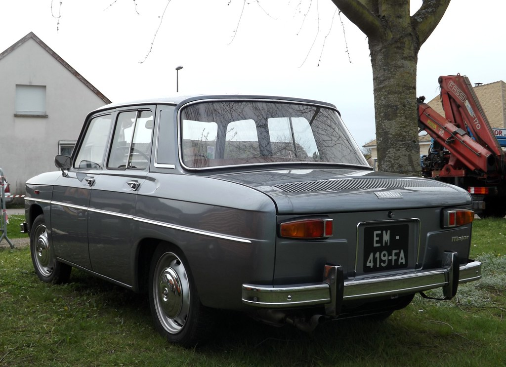 The Worlds Best Photos Of R8 And Renault8 Flickr Hive Mind