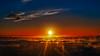 Above the Clouds (Jörg Bergmann) Tags: chorrosdeepina islascanarias lagomera panasonic1232mmf3556 puestadesol atardecer canarias canaryislands clouds cloudscape gm1 gomera hiking lumix m43 mft microfourthirds nature orange panasonic passat sky skyscape spain sun sunset travel vacation españa