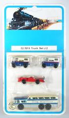 BAC-52-7019-Truck-Set-2 (adrianz toyz) Tags: plastic toy model n gauge bachmann greyhound bus us mail fire engine adrianztoyz