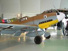 Bf109G-2 (Pentakrom) Tags: raf museum hendon messerschmitt bf109
