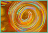 Chalk drawing (Karon Elliott Edleson) Tags: chalk drawing smileonsaturday roundandround art sidewalk colors round circle