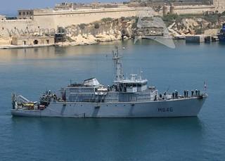 #M646 #FS #CROIX #DU #SUD entering #Valletta (#GrandHarbour), #Malta - 08.05.2009 - www.maltashipphotos.com