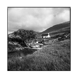 white house • mull, scotland • 2017