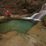 Source Bleue - Ruisseau de Vergetolle - Châteauvieux-Les-Fossés thumbnail