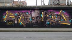 Bulea (Thethe35400) Tags: artderue arteurbano arturbain arturbà arteurbana calle grafit grafite grafiti graffiti graffitis graff mural murales muralisme plantilla pochoir stencil streetart schablone stampino tag urbanart