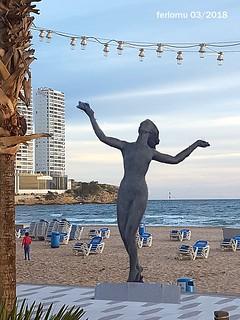Benidorm 05 Escultura