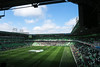 Voetbalstadion (Jeroen Hillenga) Tags: groningen noordleasestadion fcgroningen voetbal soccer stadion sport veld blauwelucht bluesky