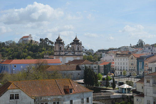 The old rooftops of Leiria I