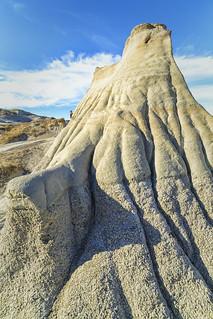 Badland Trail, Dinosaur Provincial Park, Alberta
