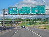 I-70/US-75 Junction in Topeka, 30 June 2017 (photography.by.ROEVER) Tags: kansas shawneecounty topeka road highway interstate interstate70 i70 us40 us75 sign shield shieldsign bgs biggreensign interchange exit ramp exit358a westbound drive driving driver driverpic ontheroad 2017 june june2017 usa