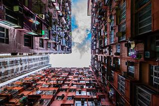 The Blue of the Sky - Hongkong 131/188