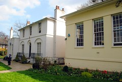 Keats House and Library (zawtowers) Tags: hampsteadheath hampstead heath north west london suburb posh welltodo keats house home historic poet johnkeats writer cityoflondoncorporation heritage property library used events families reading books literature