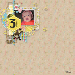 Surprise me by Thrifty Scraps (Veronique Thuria) Tags: digital scrap
