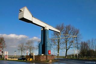 Groningen: Ellerhuizen ophaalbrug