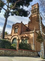 Casa Fornells (Fotero) Tags: barcelona arquitectura casa