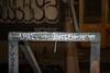 Huske, Sante (NJphotograffer) Tags: graffiti graff pennsylvania pa philly philadelphia abandoned building huske sante