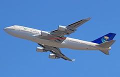 Saudi Arabian Government Boeing 747-468 HZ-HM1 (Fasil Avgeek (Global Planespotter)) Tags: saudi arabian government boeing 747sp68 hzhm1 747sp jet aircraft airplane airliner jetliner