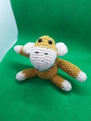 20180203_224041 (les Fils d'Ariane) Tags: amigurumi crochet crochetaddict crochetlovers phildar animal singe monkey yarn yarnaddict crocheting diy