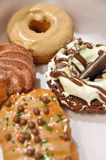 Cardigan Donuts