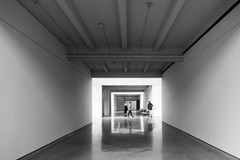 20180317 (Homemade) Tags: sonydscrx100 corridor museum art artmuseum dia beacon newyork blackandwhite bw diabeacon dutchesscounty ny