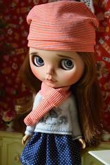 Cinnamon (Girl Least Likely To) Tags: blythe ooak cinnamon doll toys miniatures dollhouse diorama dollscene dollroom sindyfurniture mattel etsy rement handmadedress